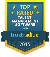 TrustRadius Top Rated Talent Management Software for SMB 2015