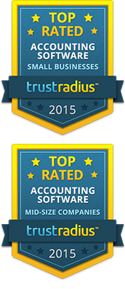 TrustRadius Top Rated Accounting Software for Small Businesses and Mid-Size Companies 2015