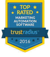 2016 Top Rated Marketing Automation Software Badge