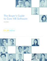 2016 Buyer's Guide to Core HR Software PDF