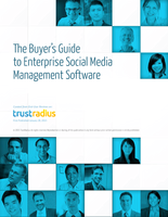 Buyer's Guide to Enterprise Social Media Management PDF