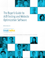 Buyer's Guide to A/B Testing PDF