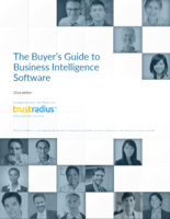 2016 Buyer's Guide to Business Intelligence PDF