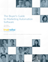 2016 Buyer's Guide to Marketing Automation PDF