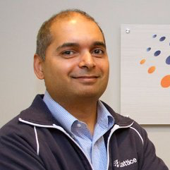 Interview With :   Shashi Upadhyay, CEO of Lattice Engines