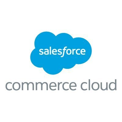 Salesforce Commerce Cloud logo