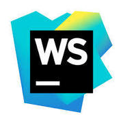 IntelliJ WebStorm logo