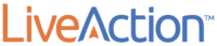 LiveAction logo