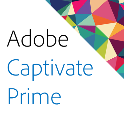 Adobe Captivate Prime logo