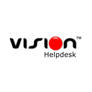 Vision Helpdesk logo