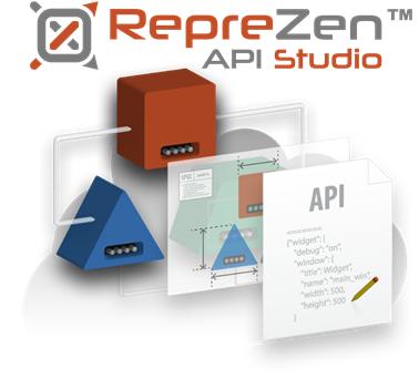 RepreZen API Studio logo