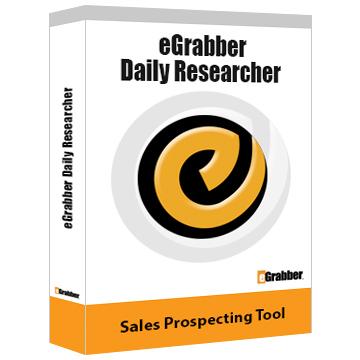 eGrabber Daily-Researcher logo