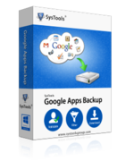 SysTools G Suite/Google Apps Backup logo