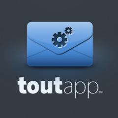 ToutApp logo