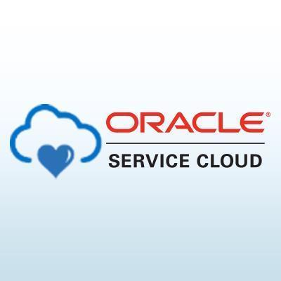 Oracle Field Service Cloud logo