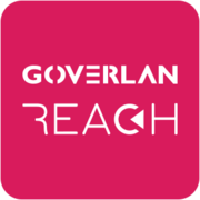 Goverlan Reach logo