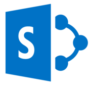 MS SharePoint logo