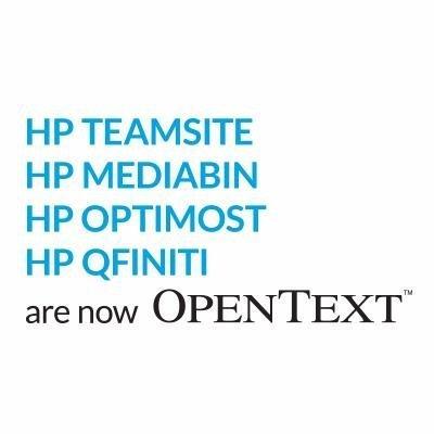 OpenText Optimost logo