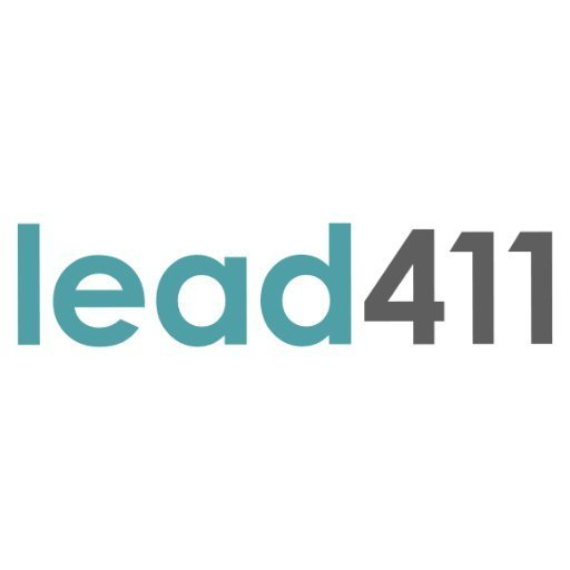 Lead411 logo