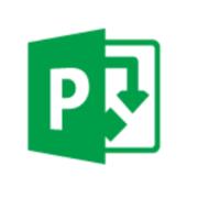 Microsoft Project logo