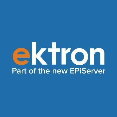 Ektron Web Content Management System logo