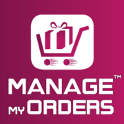 Manage My Orders logo
