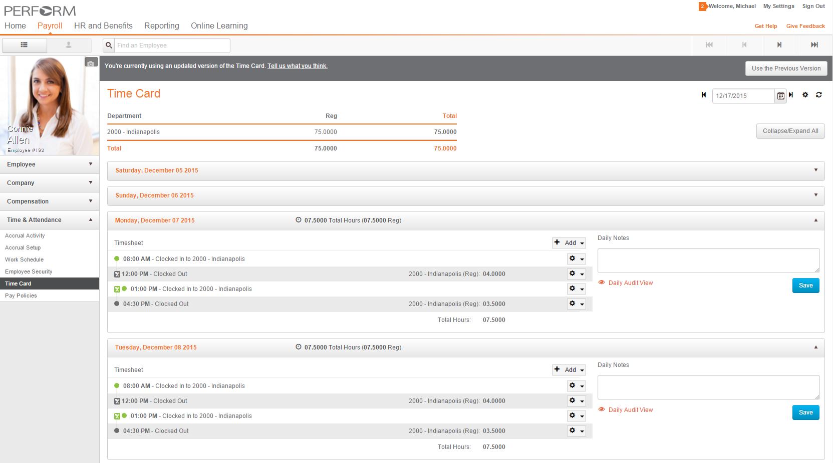 Paycor Reviews Amp Ratings Trustradius