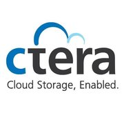 CTERA Cloud Storage Gateways logo