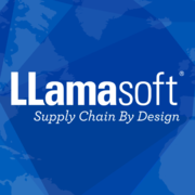 LLamasoft Supply Chain Guru logo
