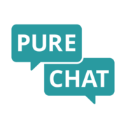 Pure Chat logo