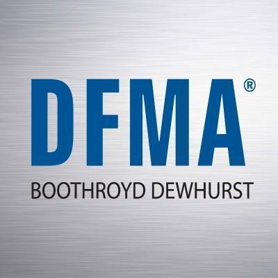 Boothroyd Dewhurst DFMA Software logo