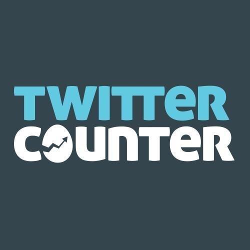 Twitter Counter logo