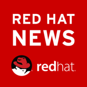 Red Hat Enterprise Linux (RHEL) logo