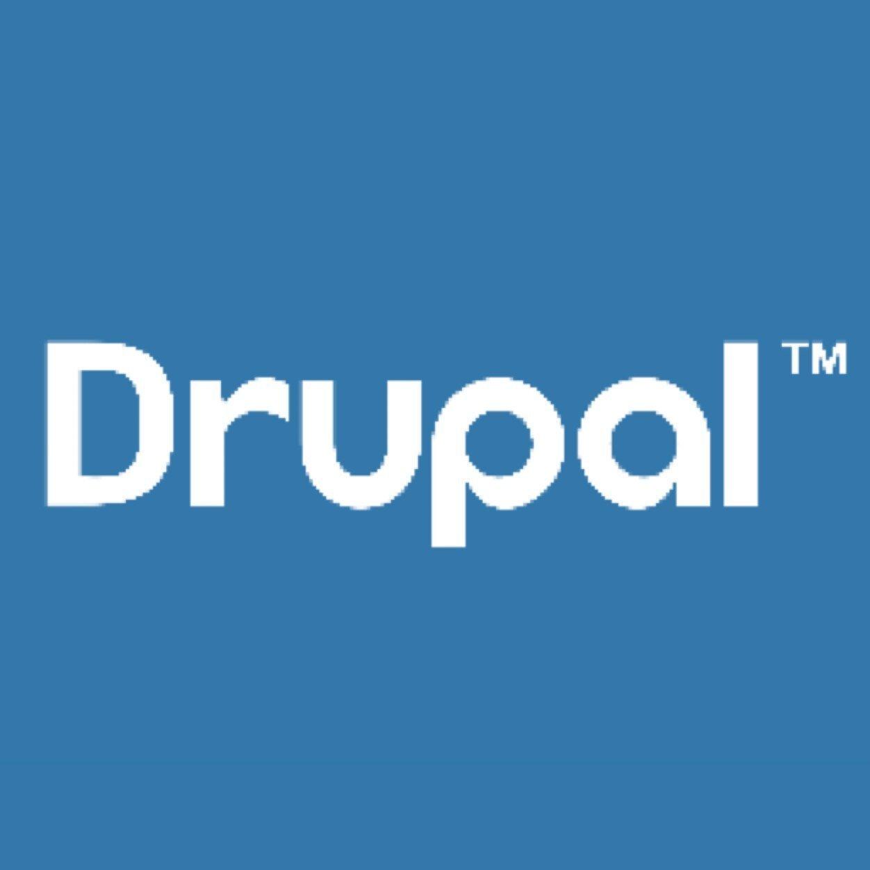 Drupal Commons logo