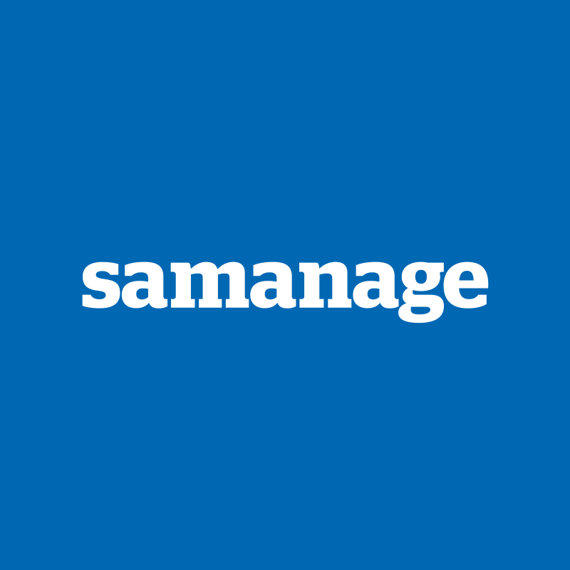 Samanage logo